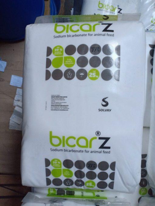 SODIUM BICARBONATE – BICAR Z