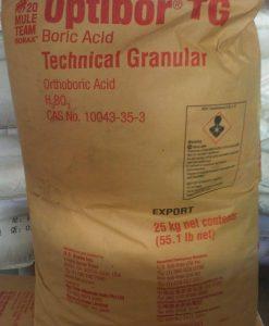 H3BO3 – ACID BORIC 99%- BORIC MỸ