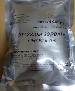 Potassium Sorbate (Kali Sorbate)
