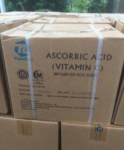 Vitamin C 99% - Ascorbic Acid thực phẩm