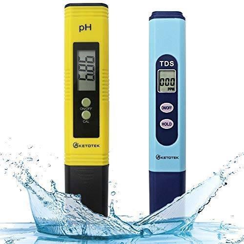 Hình ảnh bút đo pH của nước