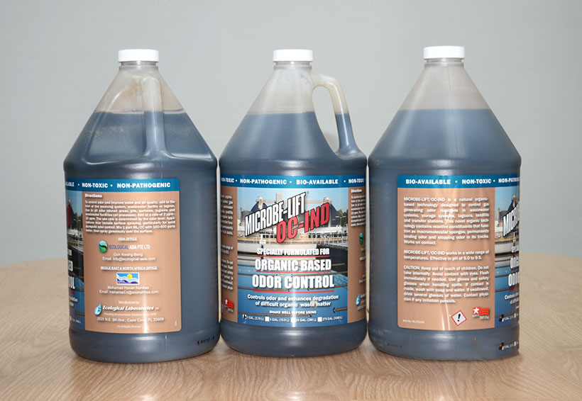 Hóa chất xử lý nước thảiMICROBE-LIFT /SA