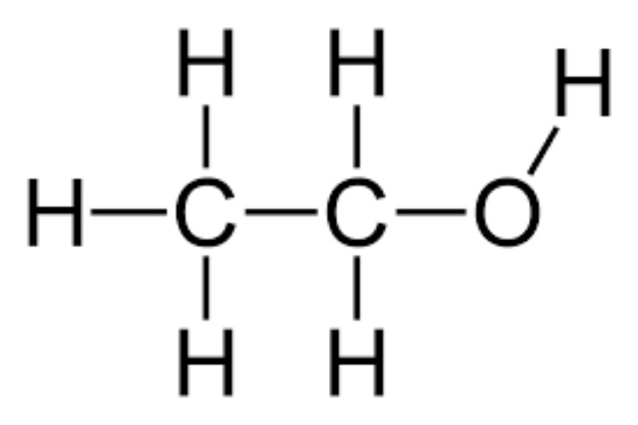 Cấu trúc phân tử Ethanol