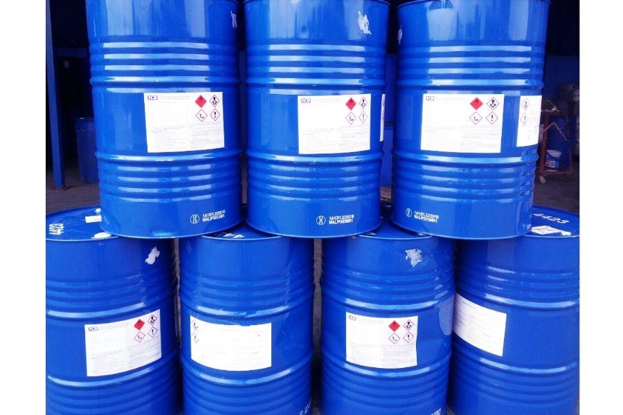 Methanol thùng