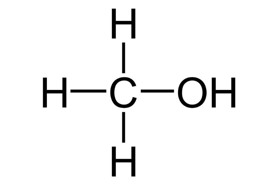 Phân tử Methanol
