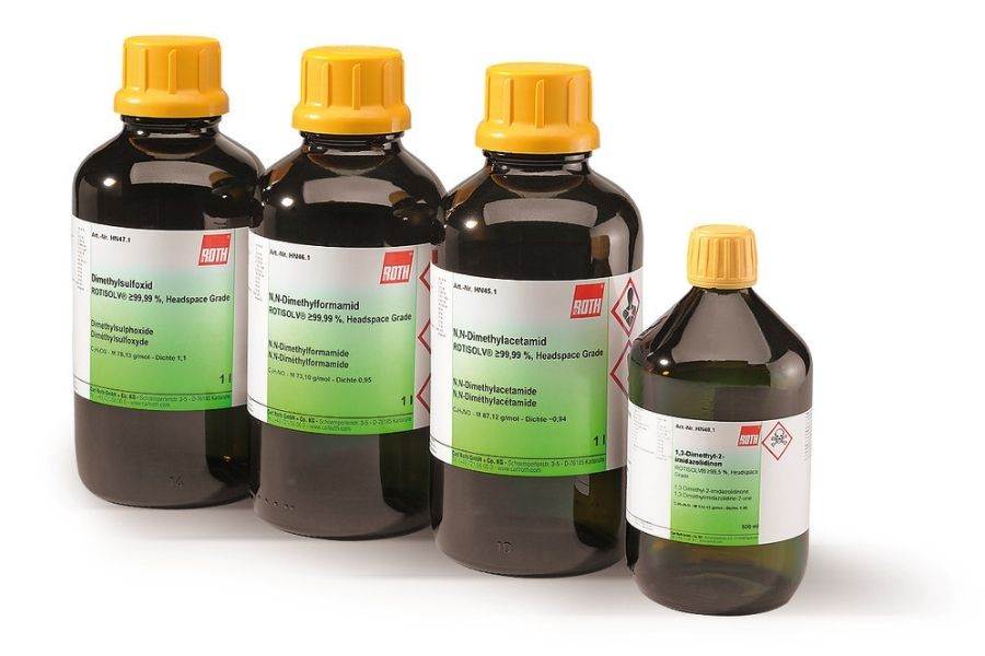 Dimethyl-Formamide đóng chai