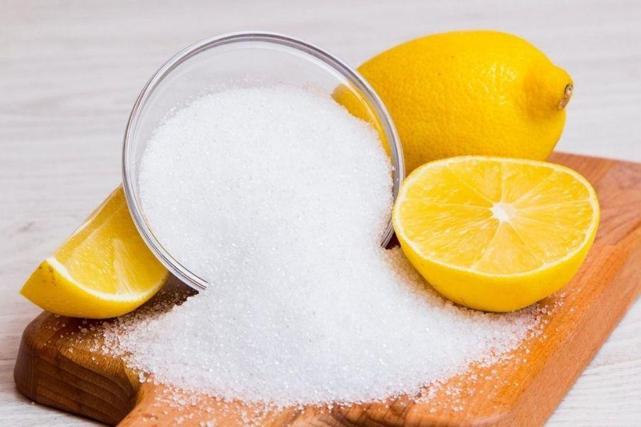 Acid citric trong thực phẩm